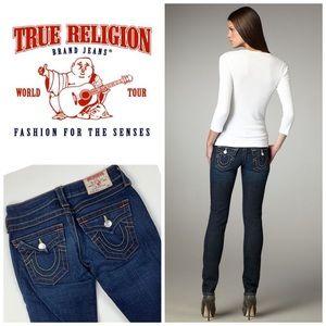True Religion Julie Skinny Jeans👖
